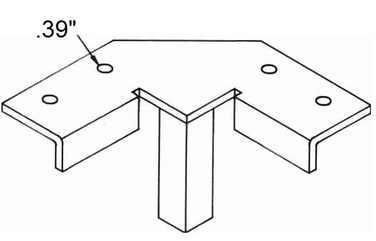 Industrial Curtain Hardware Sliding Door Pros Llc 740